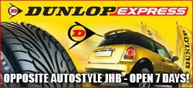 Dunlop Express Tyre Fitment Centre